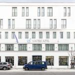 Winters Hotel Berlin Mitte - The Wall at Checkpoint Charlie Foto