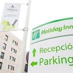 Holiday Inn Madrid - Calle Alcala Foto