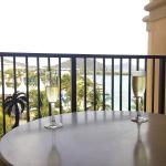 Champagne with an ocean view!