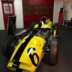We thoroughly enjoyed the well-designed exhibits of the Unser Racing Museum. You don't have to b