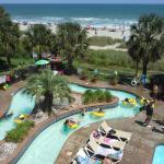 Foto de Sandcastle Oceanfront Resort at the Pavilion