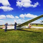 Derbyshire and Lancashire Gliding Club HOME