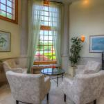 Conservatory in The Flowering Almond Spa