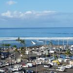 Morning View from the other lanai.  9th Floor 1BR Ocean Front Suite