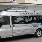 Foto de Westhill Country Hotel