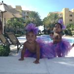 The Twins photo shoot at The Tuscany Resort... a wonderful day