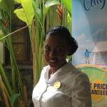 Wherever you found Alita you would be met with a massive smile and great service.