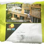 Business Cards for Brown Sugar and a Tour Operator