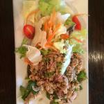 54's Spicy Duck & Larb