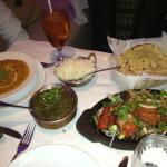 Dinner at Bombay Darbar