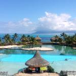 Intercontinental Resort Tahiti, Papeete - View from the Reception