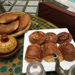 breakfast at riad zineb