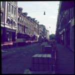 """Construction on one of the """"most beautiful streets in Amsterdam"""""""