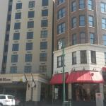 Memphis Double Tree Downtown
