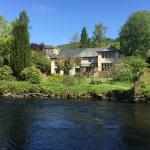 Riverside House in Callander