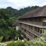 Hotel-style accommodation, one of its offerings