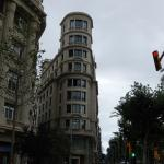 Hotel Wilson from Avenue Diagonal