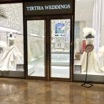Wedding gown store that was in the lobby the first few days and then disappeared
