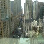View from our 19th floor