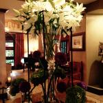 lillies in the lobby, live music!