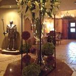 panoramic view of the lobby!
