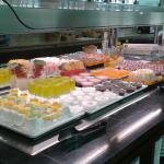 Good selection of sweets