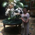 In the lobby - so beautiful!