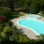 Pool, Gartenanlage