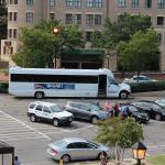 Free shuttle to King Street metro station in Arlington