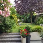 The beautiful garden that one can just lie and relax, while soaking in the sun and beauty fo the