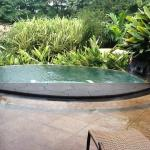 Plunge pool villa catalea