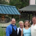 Be sure to stop at the Pinehurst Inn near Ashland, OR!