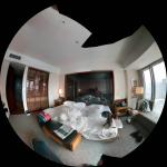 Room fisheye image