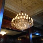Large Lobby Chandelier