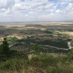 The amazing view of the Mara River