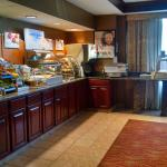 Holiday Inn Express Woonsocket Foto
