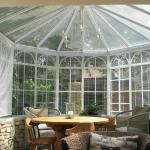 Conservatory for Belhambra Cottage