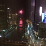 Room View -- Fireworks Navy Pier