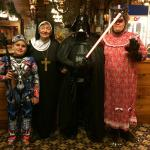 Me and my family there for Halloween 2014. Our first time there at Halloween and loved it. We bo
