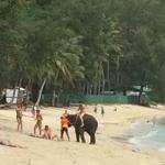 Photo de Tri Trang Beach Resort