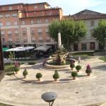 The Square at Montecatini