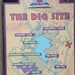 Dig Site map