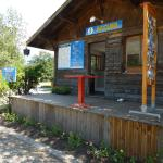 Camping - Chalet d'accueil