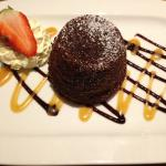 Morel's Restaurant - Sticky Toffee Pudding, Toffee Sauce