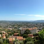Panoramic view from the balcony, the skyline is the sea!