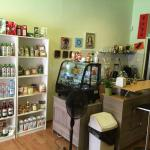 Mennyorszag Szive Bio Bolt Organic Health Food & Coffee Shop