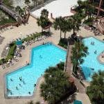 Perdido Beach Resort pool