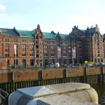 Foto di Warehouse District (Speicherstadt)