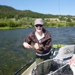 Montana Angler Fly Fishing Day Trips