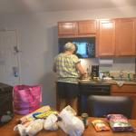 Our Kitchenette